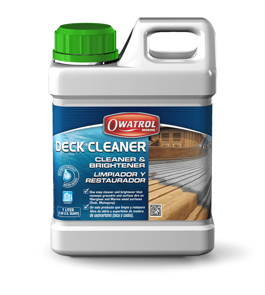 Restore a deck cleaner spillo caves for Revive deck cleaner