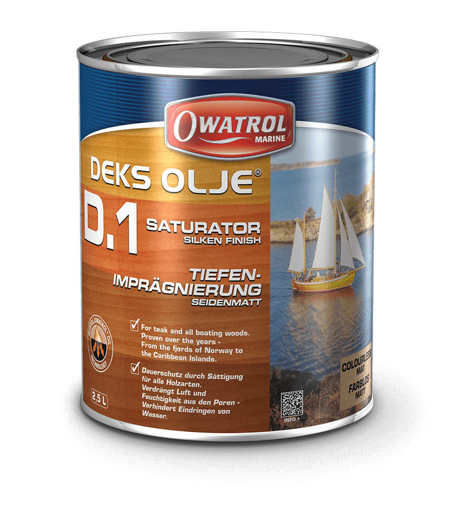 Deks Olje D1 packaging