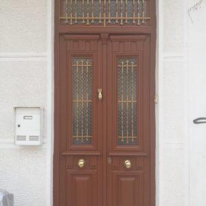 SCS used on a door