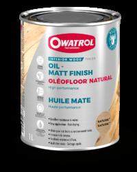 Oleofloor Natural packaging
