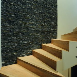 Oleofloor Natural on staircase
