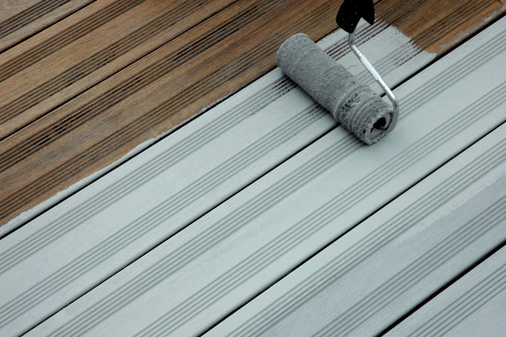 Painting Exterior Wood In Winter