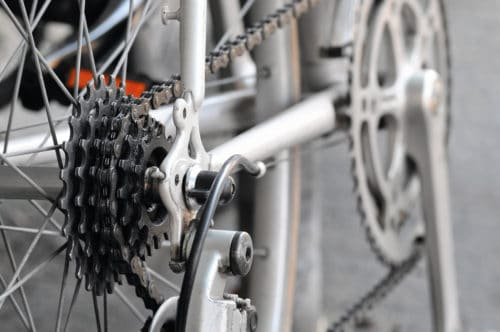 Protect your bike chain with Transyl