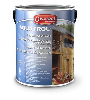 Aquatrol packaging