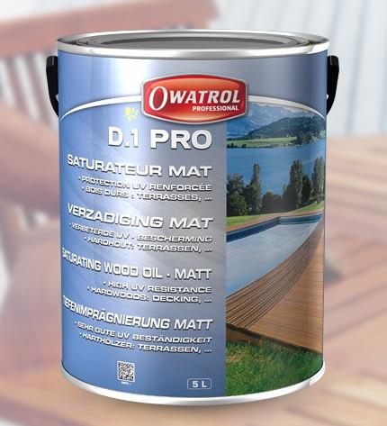 Owatrol D1 Pro