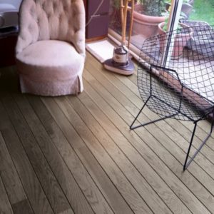 Oleofloor Natural on flooring