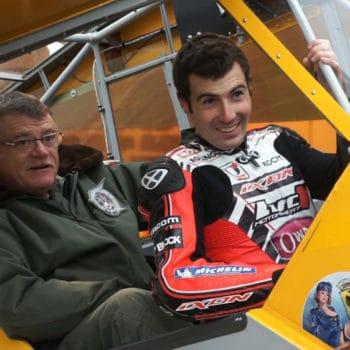 Luc1 Motorsport motorbike rider