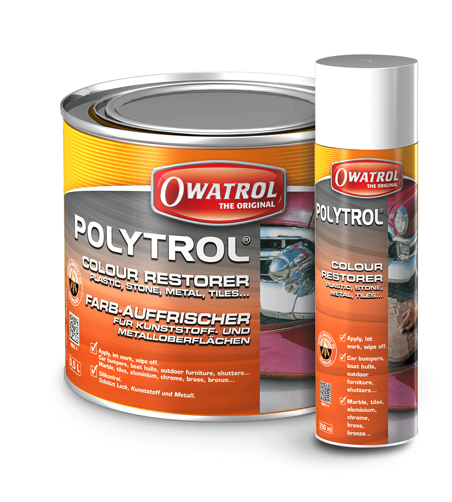 Polytrol Colour Restorer For Dull Or Faded Surfaces Owatrol Direct