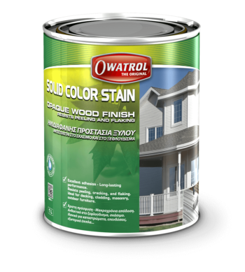 Solid Colour Stain