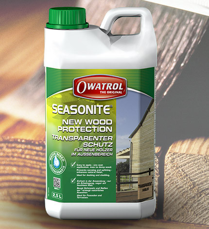 Seasonite packaging