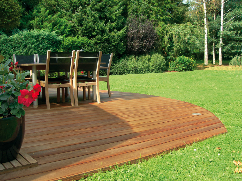 Aquadecks used on decking