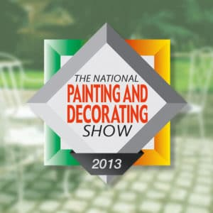 painting and decorating show 2013 logo