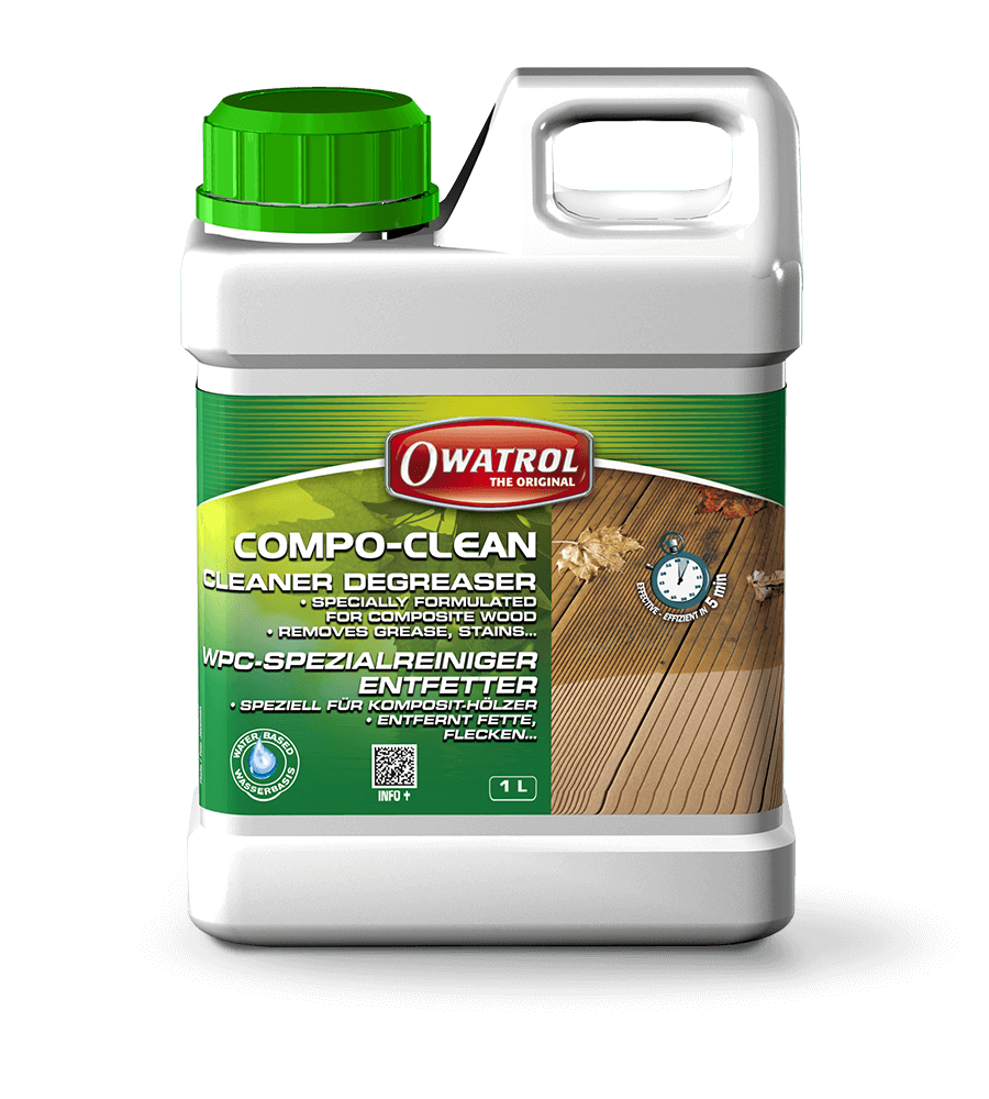 Compo-Clean packaging