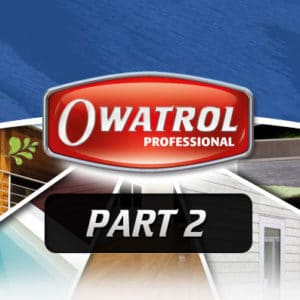 Owatrol Video Part 2