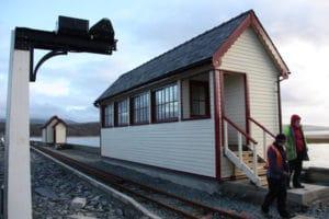 Ffestiniog Railway Signal Hut