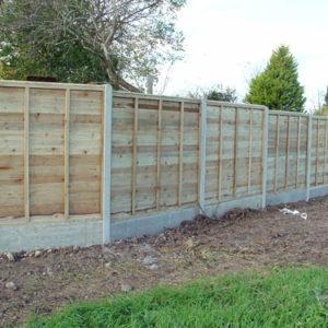 Choosing a fence panel