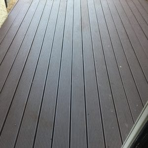 Decking Paint 3 years after application