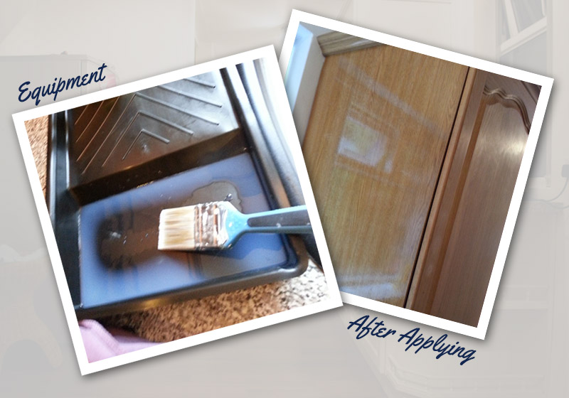 Paint Kitchen Cupboards With No Sanding Use Esp Owatrol Direct