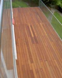 IPE Coastal Deck Finished