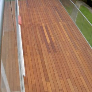IPE Coastal Deck Finished