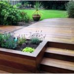 Natural looking decking