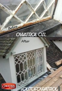 Owatrol Oil Comp Entry