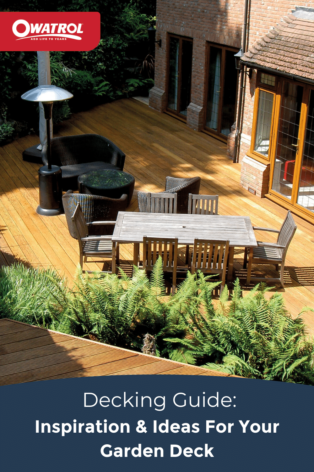 Decking Guide Inspiration For Your Decking Owatrol Direct