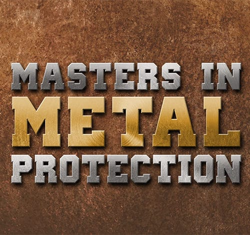 Metal protection guide