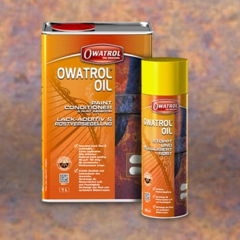 Owatrol Oil - rust inhibiting oil