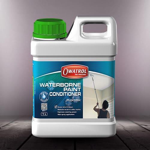 Floetrol paint conditioner