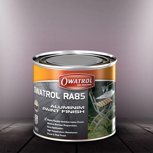 RA.85 anti corrosive Aluminium Paint