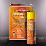 Owatrol Oil rust inhibitor and paint conditioner