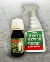 How to treat mould