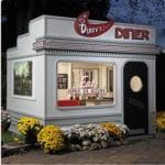 children's diner playhouse