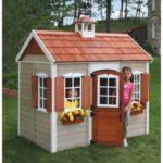 Savannah wood playhouse