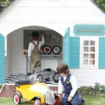 quirky childrens playhouse