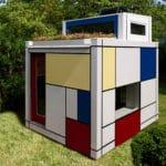 childrens modern playhouse