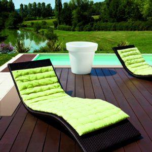 Tropitech on poolside deck