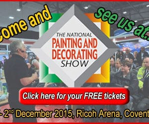 National Painting & Decorating Show 2015