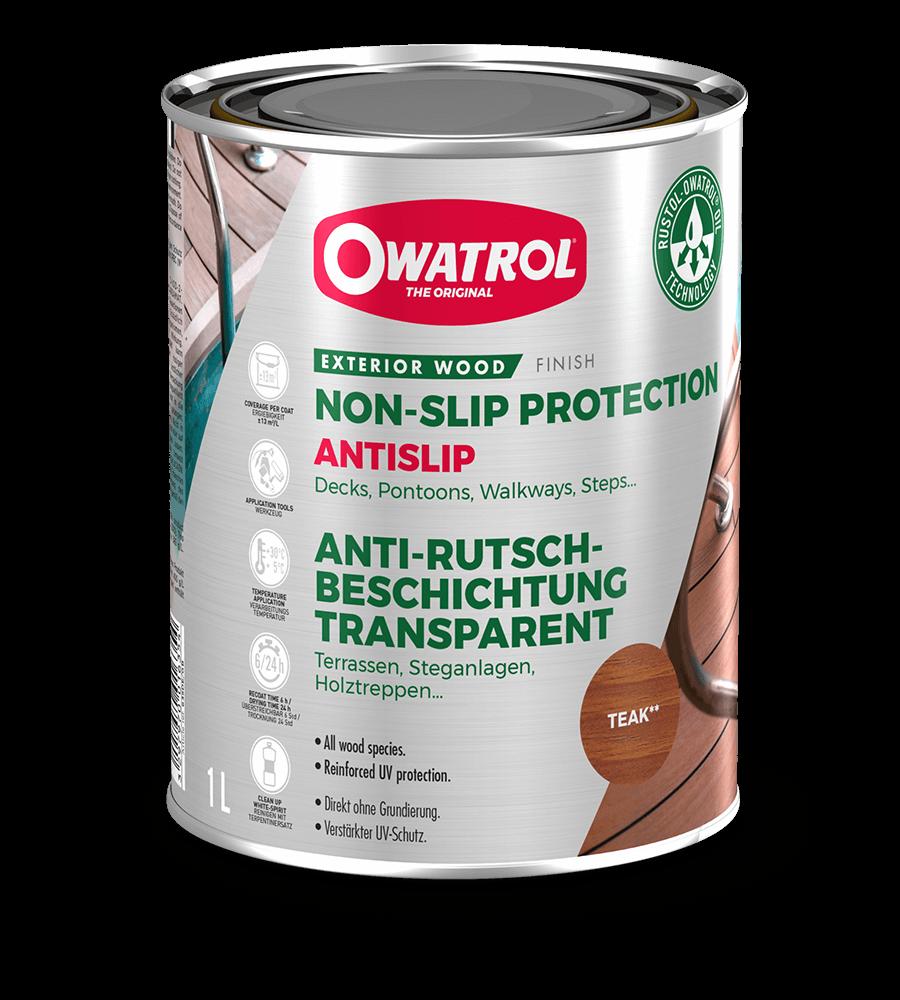 Antislip packaging