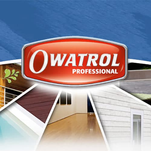 Owatrol Professional Woodcare Range