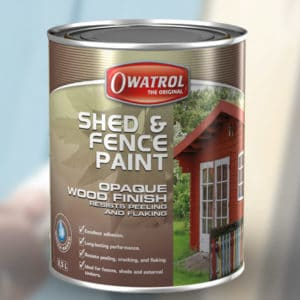 Your garden fence  Protect fences with opaque stains   Owatrol Direct. Garden Fence Paint Uk. Home Design Ideas