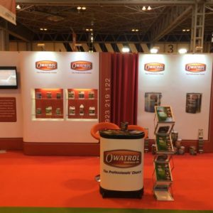 Owatrol UK at the Timber Expo