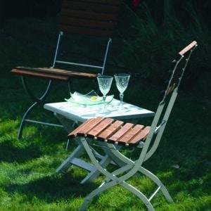 Owatrol GLV on garden chairs