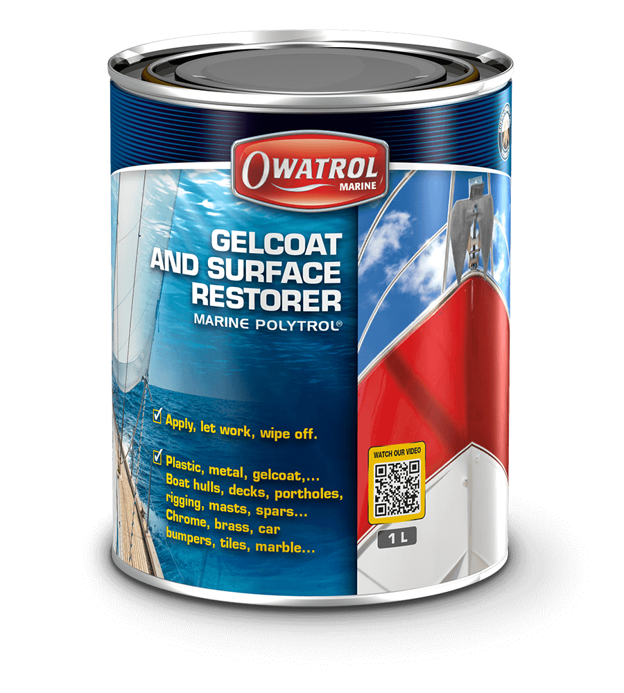 Gelcoat Restorer Boat Gelcoat Restoration Owatrol Direct