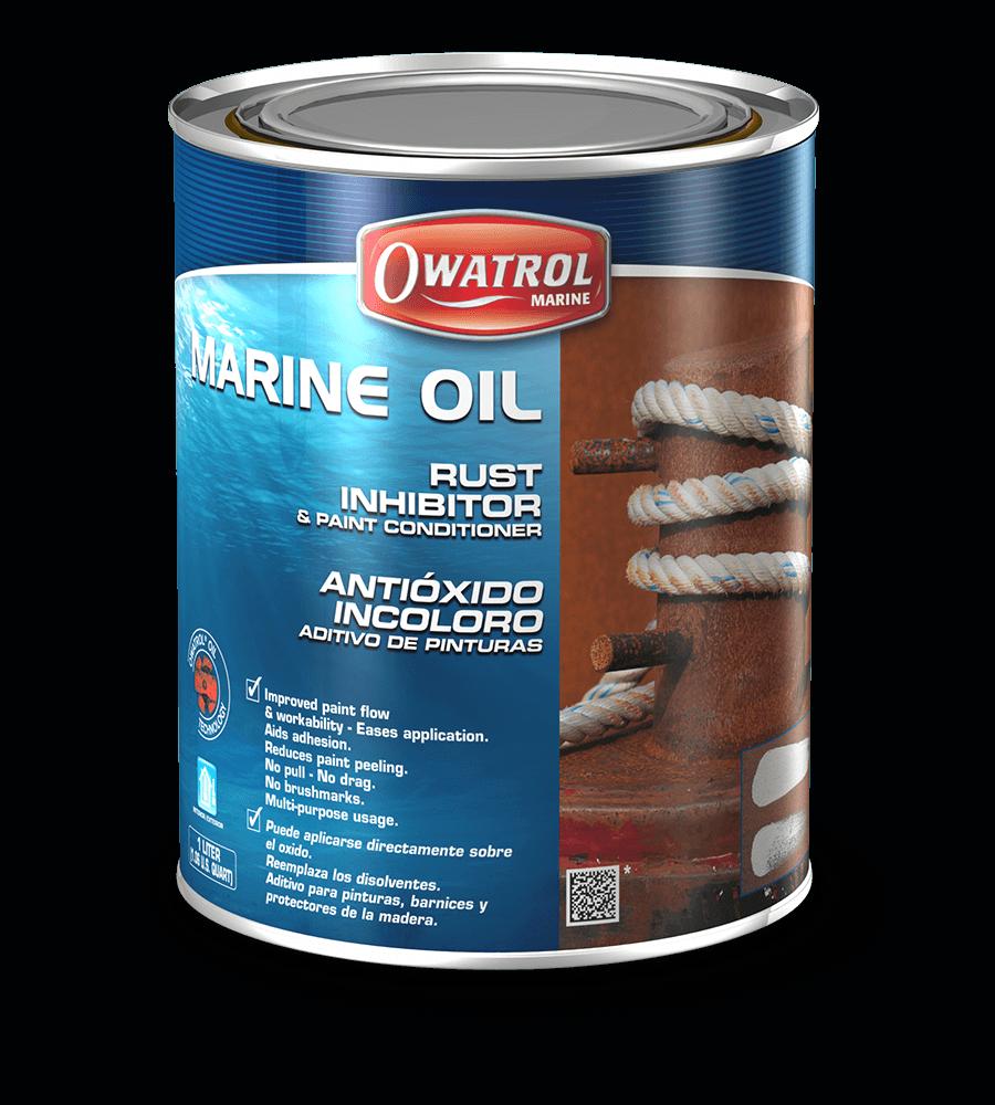 Marine Oil Rust Inhibitor Paint Conditioner Owatrol Direct