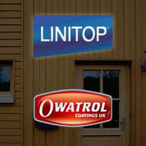 Linitop now sold via Owatrol
