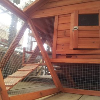 Rabbit Hutch Ideas - Bunny Manor