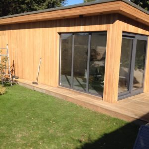 Maintaining your garden office