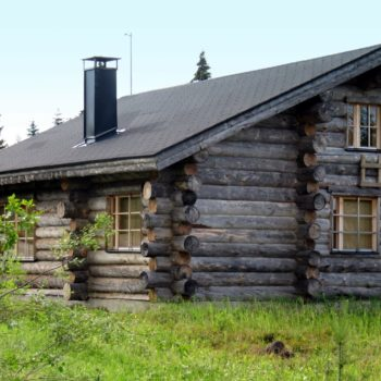 How to protect and maintain your log cabin